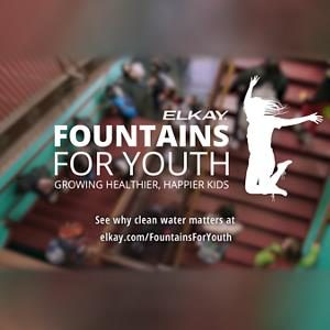 Elkay Fountains for Youth